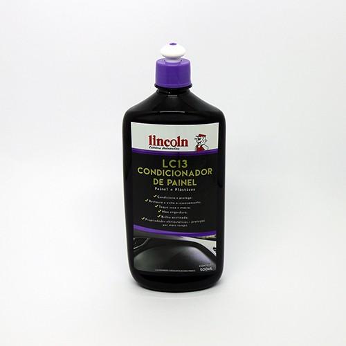 Condicionador de Painel e Plásticos LC13 500ml LINCOLN