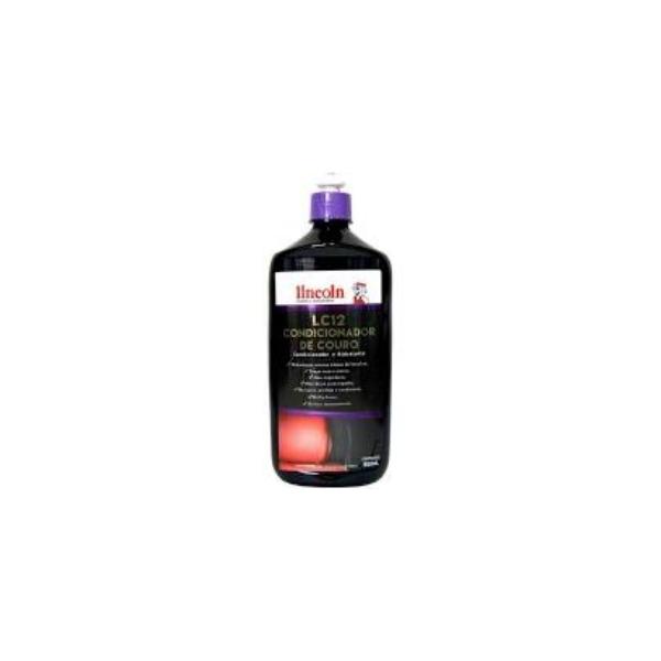 Condicionador e Hidratante de Couro LC12 500ml LINCOLN