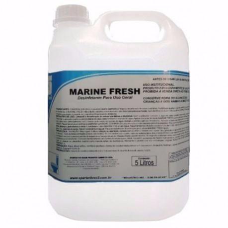 Desinfetante para Uso Geral Marine Fresh 5L SPARTAN