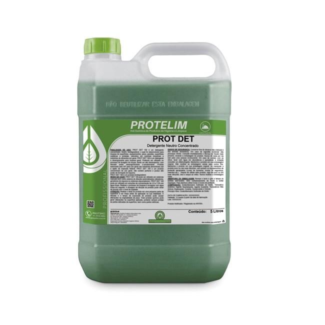 Detergente Concentrado Prot Det 1:15 5L PROTELIM