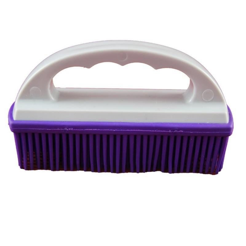 Escova para Estofados Cerdas Silicone 16cm CADILLAC