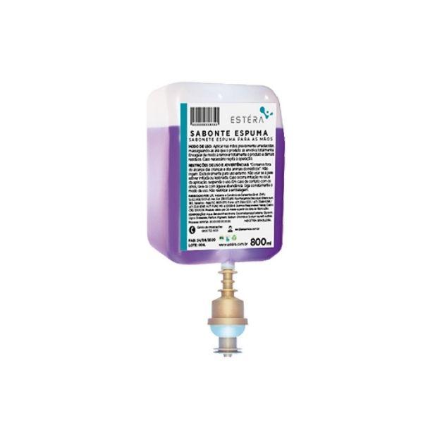 Espuma Higienizadora para Mãos Blader com Valvula 800ml ESTERA