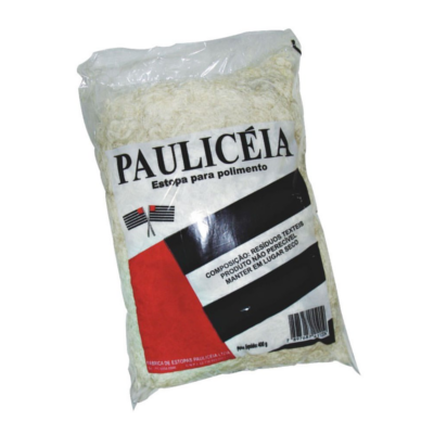 Estopa para Polimento 400gr PAULICÉIA