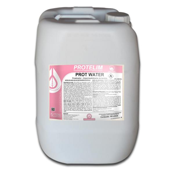 Impermeabilizante de Tecido Prot Water 20L PROTELIM
