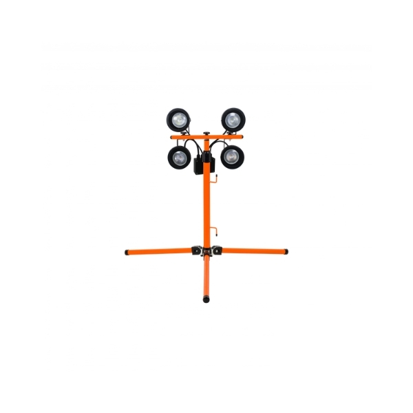 Luminaria Dual Color com Tripe 1,35mt SLP-801 Pro Bivolt Automático SOLVER