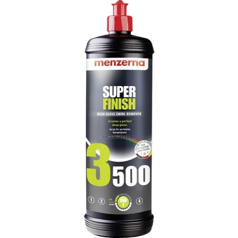 Lustrador Super Finish SF3500 1L MENZERNA