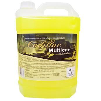 Multilimpador Multicar 5L CADILLAC