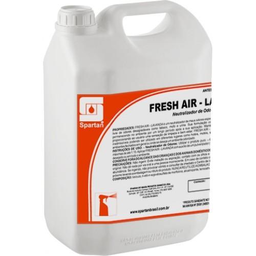 Neutralizador de Odores Fresh Air Lavanda 5L SPARTAN