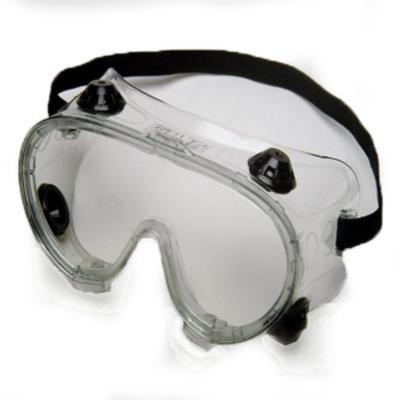 Óculos de Proteção Ampla Visão Incolor KALIPSO