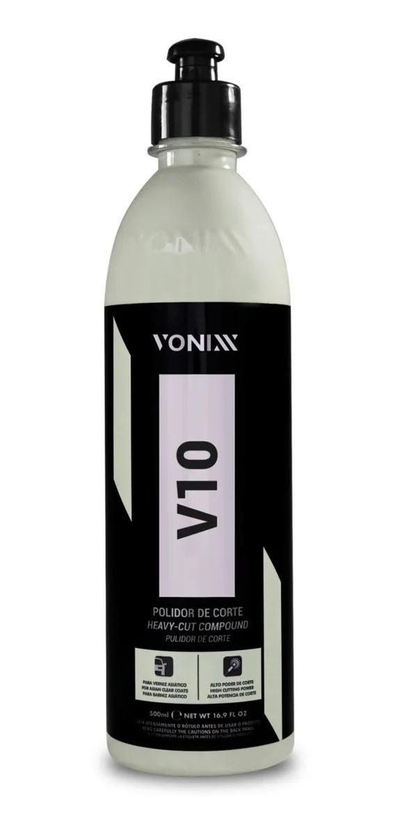 Polidor de Corte Verniz Asiatico V10 500ml VONIXX