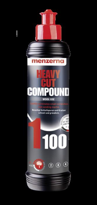 Polidor Heavy Cut Compound 1100 250ml MENZERNA
