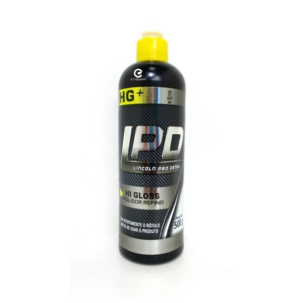 Polidor Refino LPD Hi Gloss+ 500gr LINCOLN