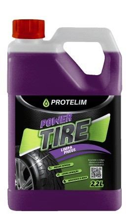 Pretinho Power Tire 2,2L PROTELIM