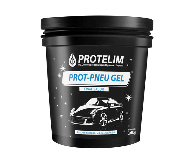 Pretinho Prot-Pneu Gel 3,6kg PROTELIM