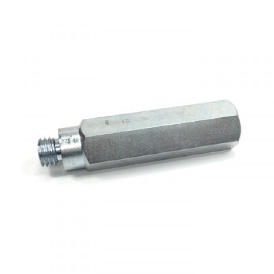 Prolongador em Aluminio 10cm 14mmx5/8 DETAILER