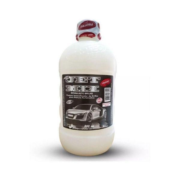 Resina Auto Brilho 500ml cx 24un PROTEC