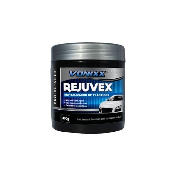 Revitalizador de Plástico Rejuvex 400gr VONIXX