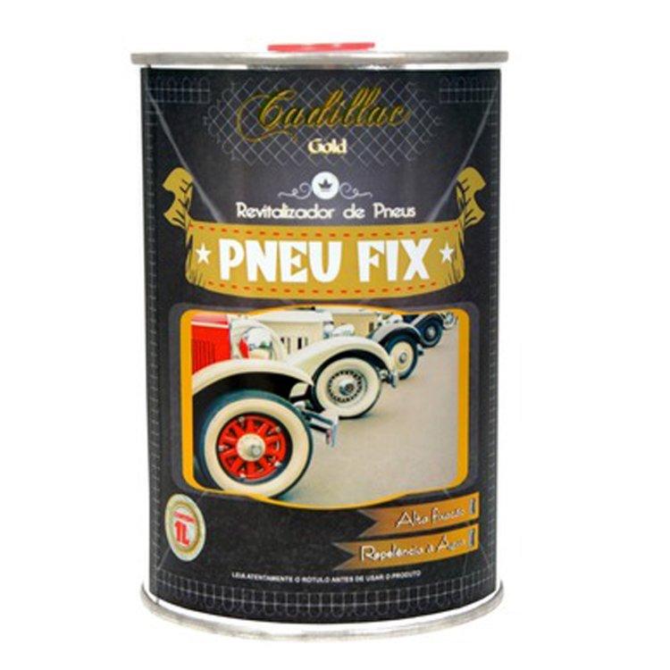 Revitalizador de Pneus Pneu Fix 1L CADILLAC