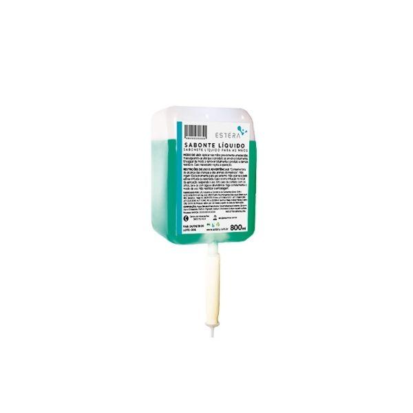 Sabonete Liquido Dovar Blader com Valvula 800ml ESTERA