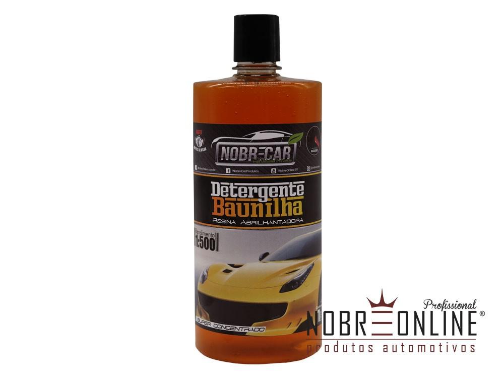 Shampoo Concentrado Baunilha 1:500 1L NOBRECAR