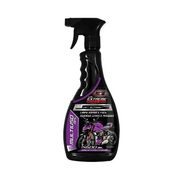 Shampoo Lava a Seco Motos 4.0 500ml JET STREET