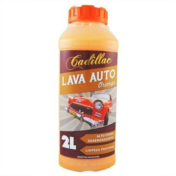 Shampoo Lava Auto Orange 2L CADILLAC