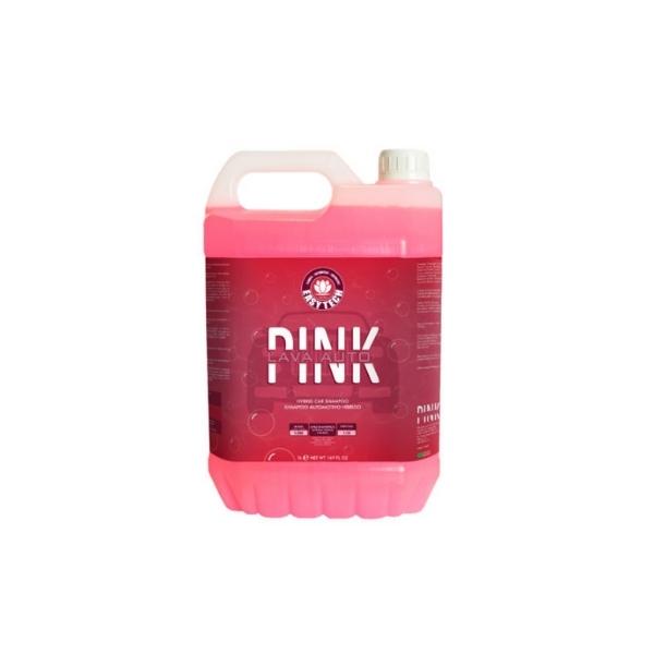 Shampoo Lava Auto Pink 1:200 5L EASYTECH