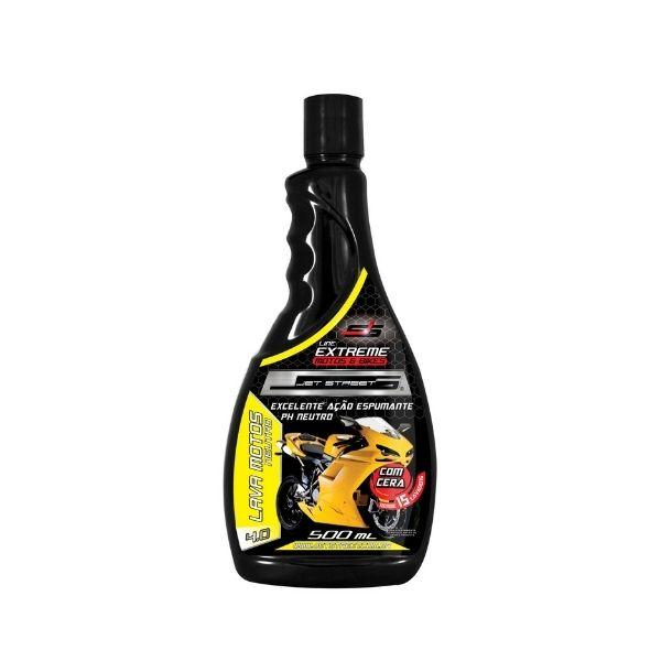 Shampoo Lava Motos Neutro 4.0 500ml JET STREET