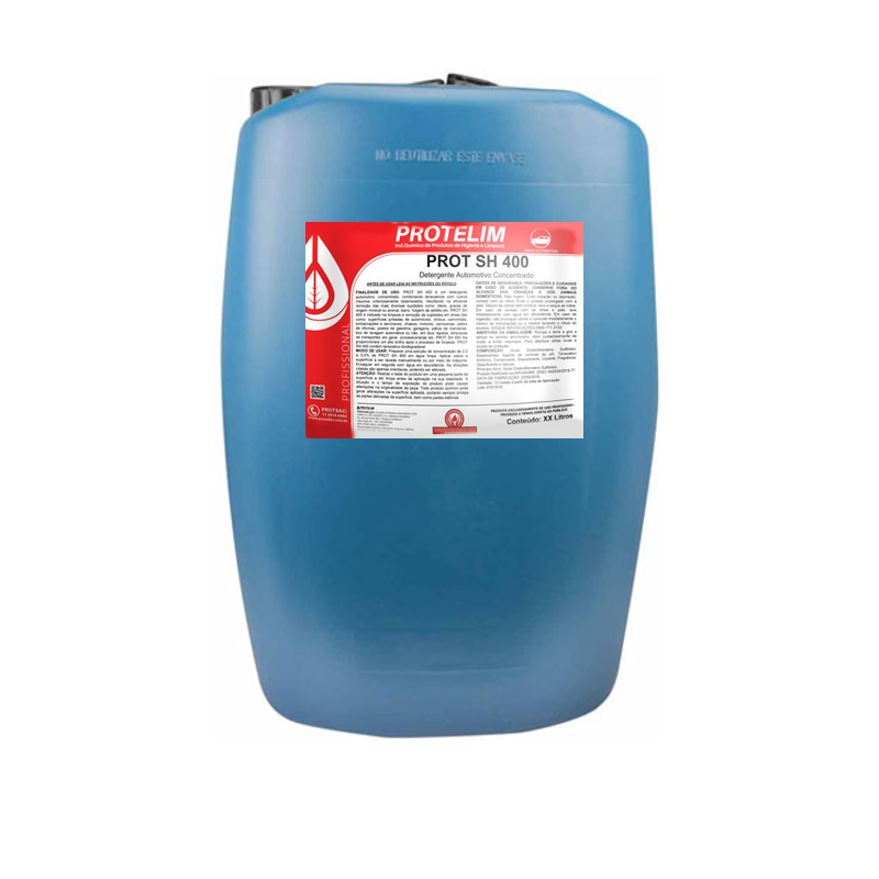 Shampoo Prot Sh 400 50L PROTELIM