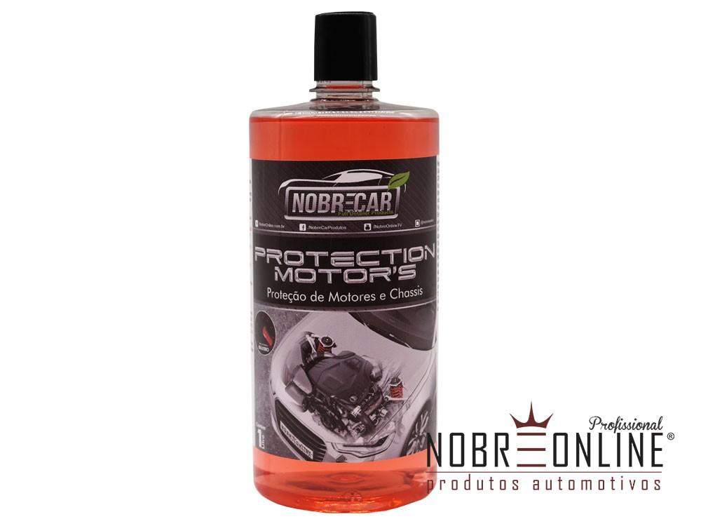 Verniz de Motor Protection Motors 1L NOBRECAR