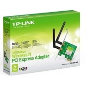 Adaptador PCI Expr Wireless N150Mbps TL-WN781ND TPlink