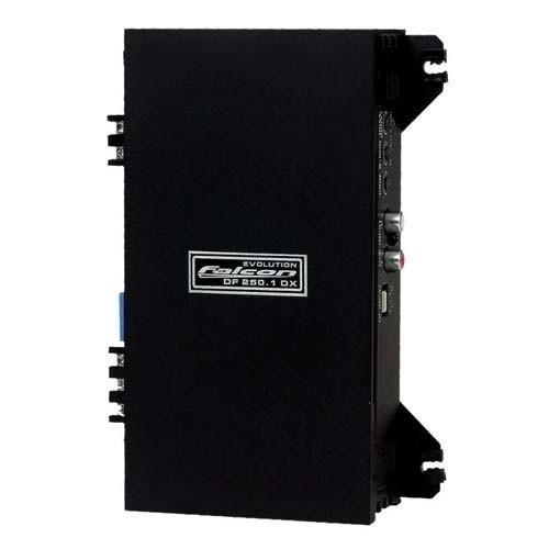 Amplificador DF 250.1DXC 250 WRMS 1 CNL SUBWOOFER Black