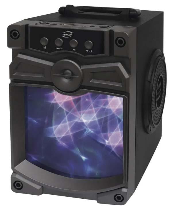 Caixa de Som Bluetooth OEX Speaker ATOMIC
