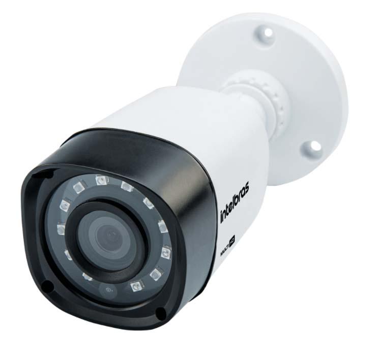 Câmera Bullet infravermelho Multi HD VHD1010B