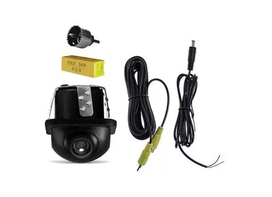 Câmera de Ré Automotivo Modelo Tartaruga