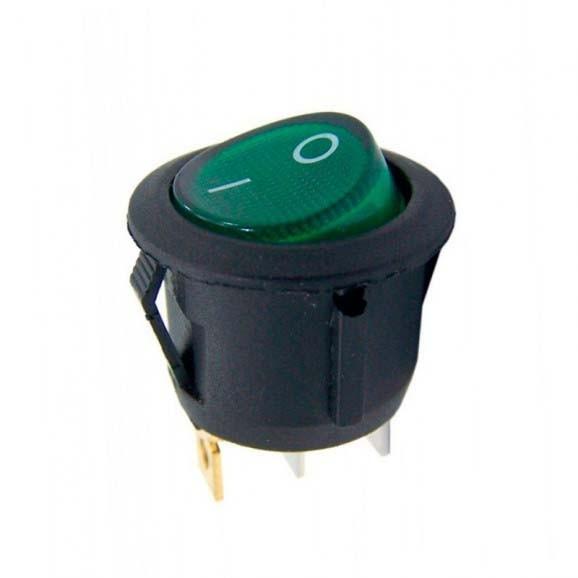 Chave Gangorra KCD1-106N Verde Neon