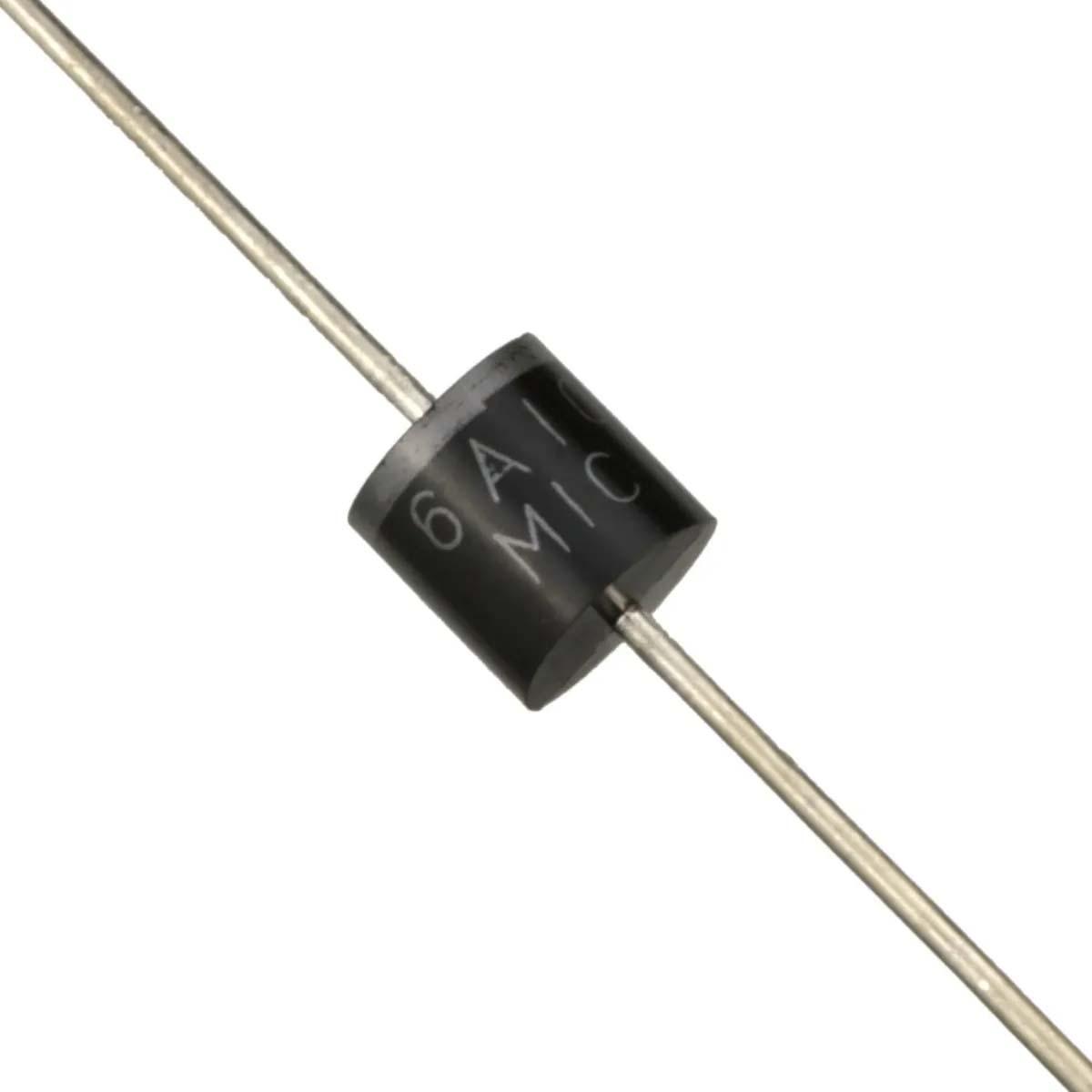 Diodo 6A10 - 1000V