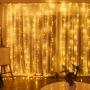 Cortina de LED 4x3m - 900 LEDs