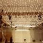 Nuvem de LED 4x16metros - 5.600 LEDs
