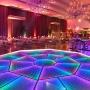 Piso Diamante 5x5m - LED RGBW