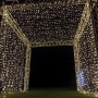 Túnel de LED 4m - 2.800 LEDs