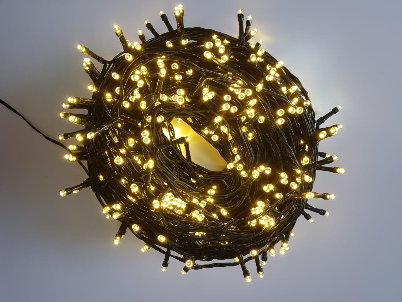 Cordão 500 LEDs - 50m
