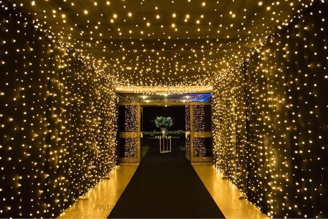 Túnel de LED 4m