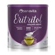 Adoçante Natural Eritritol - Sanavita Eritritol 300g