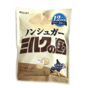 Bala de Leite Light Sabor Kuni Kasugai - Milk no Kuni Light Candy 76g