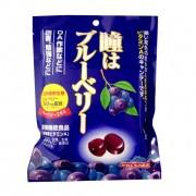 Bala de Mirtilo Kawaguchi - Blueberry Candy 100g