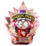 Bala Explosiva YuHin HK Sabor Lichia - Lychee Rock Roll Popping Candy