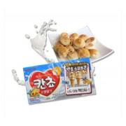 Biscoito com Recheio de Creme de Leite Kancho Lotte - 47 gramas