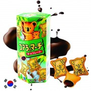 Biscoito Lotte Coala Tamanho Familia Sabor Chocolate 210g