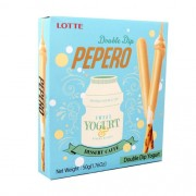 Biscoito Palito Pepero Double Dip Sweet Yogurt - 50g